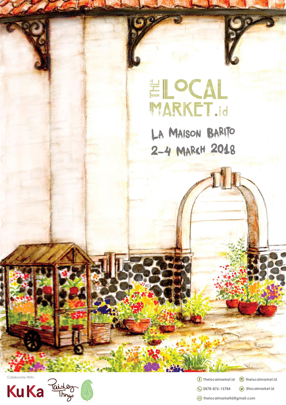 The Local Market @ La Maison Barito
